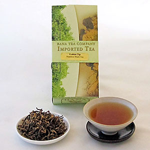 Golden Tip Nepalese Black Tea 50g