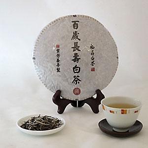 White Peony (Bai Mudan) Cake 256g