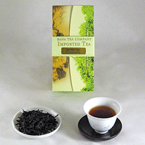 Aged Shui Xian Oolong Tea