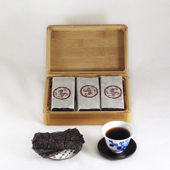 Master Chan's Mini Tea Blocks