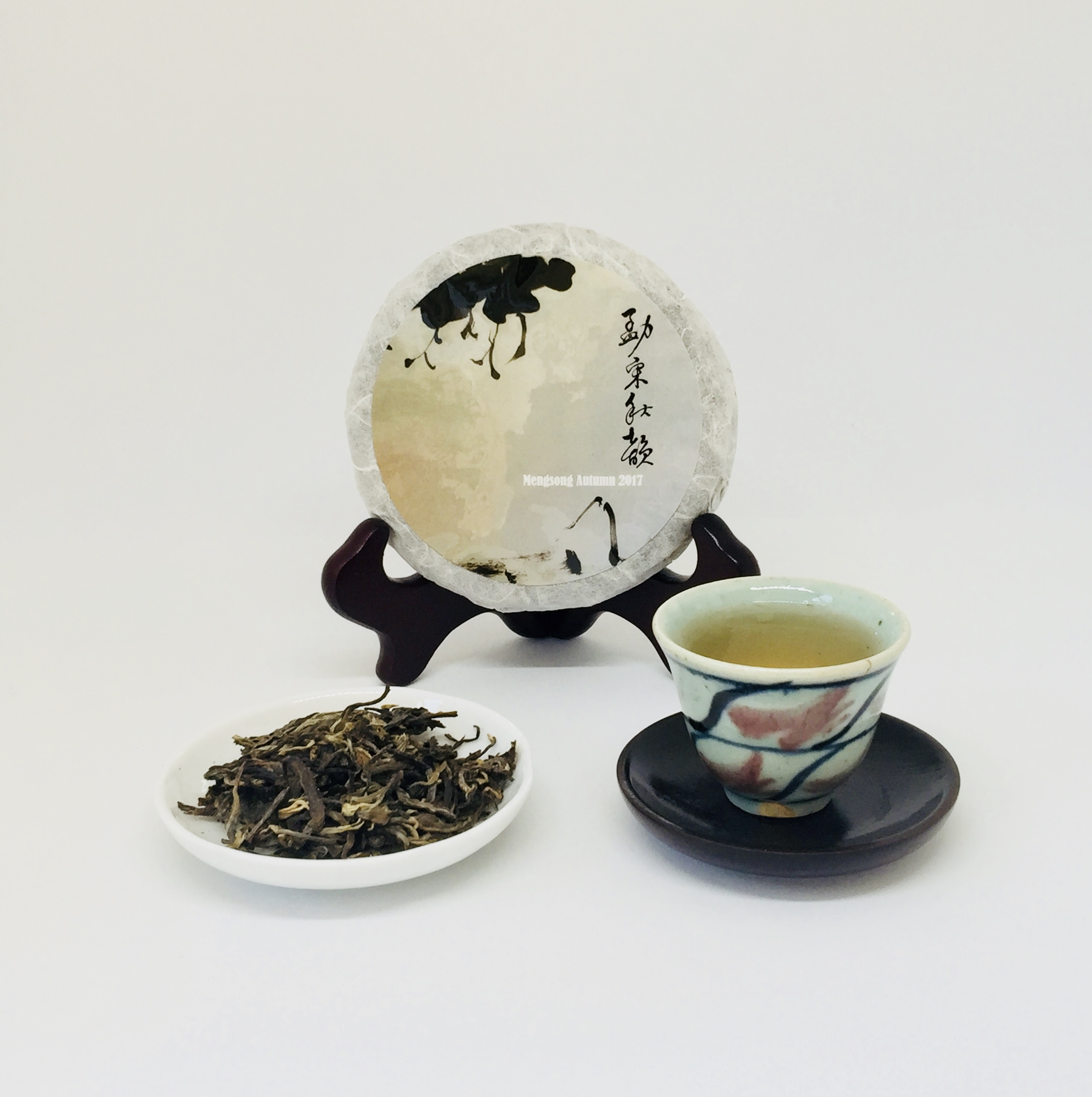Mengsong Autumn Raw Pu-erh Tea