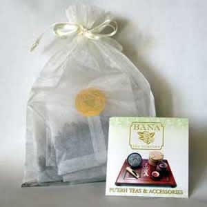 Bana 7-Tea Variety Pu-erh Tea Sampler