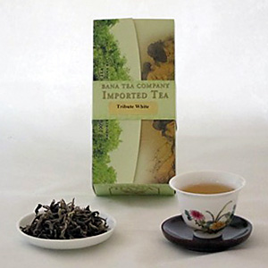 Tribute White Tea 50g